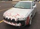 Хэллоуин на колесах: самый жуткий тюнинг - фото 17