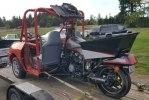 Хэллоуин на колесах: самый жуткий тюнинг - фото 21