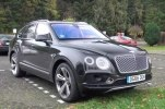 Плагин-гибридный Bentley Bentayga тестируют на Нюрбургринге - фото 1