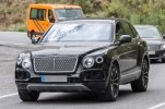 Плагин-гибридный Bentley Bentayga тестируют на Нюрбургринге - фото 4
