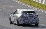 Появились первые снимки новой BMW 1-Series - фото 11