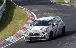 Появились первые снимки новой BMW 1-Series - фото 5