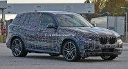 Новый BMW X5 вновь «спалился» на тестах - фото 1