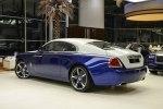 Rolls-Royce Wraith получил изысканный внешний вид и интерьер - фото 9