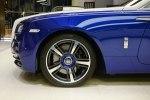 Rolls-Royce Wraith получил изысканный внешний вид и интерьер - фото 10