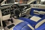 Rolls-Royce Wraith получил изысканный внешний вид и интерьер - фото 18