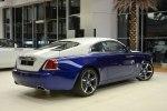 Rolls-Royce Wraith получил изысканный внешний вид и интерьер - фото 1