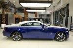 Rolls-Royce Wraith получил изысканный внешний вид и интерьер - фото 4