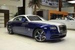 Rolls-Royce Wraith получил изысканный внешний вид и интерьер - фото 6