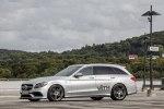 Представлен 700-сильный «сарай» Mercedes-AMG C63 Estate by VATH - фото 17