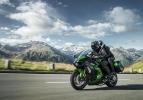 EICMA 2017: спортивно-туристический мотоцикл Kawasaki Ninja H2 SX 2018 - фото 2
