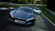Honda представила виртуальный спорткар Sports Vision GT - фото 6
