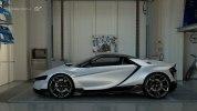 Honda представила виртуальный спорткар Sports Vision GT - фото 1