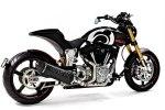 Киану Ривз и Гард Холлинджер представили новые мотоциклы бренда Arch Motorcycle - фото 10