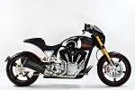 Киану Ривз и Гард Холлинджер представили новые мотоциклы бренда Arch Motorcycle - фото 11
