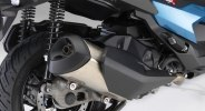 BMW C 400 X: только один цилиндр, но масса технологий - фото 5