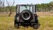 Индусы превратили старую Mahindra в Jeep Wrangler - фото 10