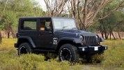Индусы превратили старую Mahindra в Jeep Wrangler - фото 2