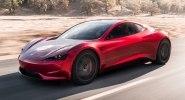 Неожиданный сюрприз: Tesla представила новый Roadster - фото 1