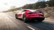 Неожиданный сюрприз: Tesla представила новый Roadster - фото 9