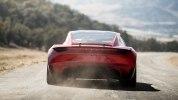 Неожиданный сюрприз: Tesla представила новый Roadster - фото 4