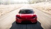 Неожиданный сюрприз: Tesla представила новый Roadster - фото 7