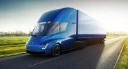 «Спроектирован как пуля»: Илон Маск наконец показал электрогрузовик Tesla, разгоняющийся до 100 км за 5 секунд - фото 1