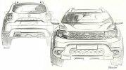 Новый Dacia Duster: производитель показал фото и назвал сроки поступления в продажу - фото 2