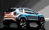 Новый Dacia Duster: производитель показал фото и назвал сроки поступления в продажу - фото 8