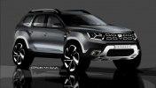 Новый Dacia Duster: производитель показал фото и назвал сроки поступления в продажу - фото 9
