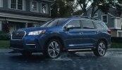 Трехрядный SUV: Subaru представила кроссовер Ascent - фото 8