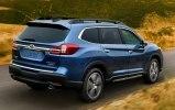 Трехрядный SUV: Subaru представила кроссовер Ascent - фото 9