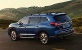 Трехрядный SUV: Subaru представила кроссовер Ascent - фото 10