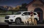 Трехрядный SUV: Subaru представила кроссовер Ascent - фото 19
