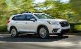 Трехрядный SUV: Subaru представила кроссовер Ascent - фото 3
