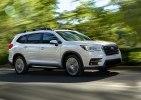 Трехрядный SUV: Subaru представила кроссовер Ascent - фото 5