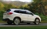 Трехрядный SUV: Subaru представила кроссовер Ascent - фото 6
