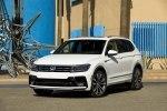 VW представил «спортивный» кроссовер Tiguan R-Line - фото 1