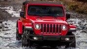 Новый Jeep Wrangler: алюминиевый кузов и крыша с электроприводом - фото 100