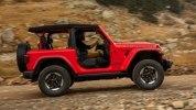 Новый Jeep Wrangler: алюминиевый кузов и крыша с электроприводом - фото 102