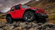 Новый Jeep Wrangler: алюминиевый кузов и крыша с электроприводом - фото 106