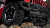 Новый Jeep Wrangler: алюминиевый кузов и крыша с электроприводом - фото 107