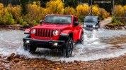 Новый Jeep Wrangler: алюминиевый кузов и крыша с электроприводом - фото 108