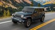 Новый Jeep Wrangler: алюминиевый кузов и крыша с электроприводом - фото 11