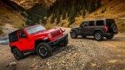 Новый Jeep Wrangler: алюминиевый кузов и крыша с электроприводом - фото 111