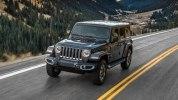 Новый Jeep Wrangler: алюминиевый кузов и крыша с электроприводом - фото 12
