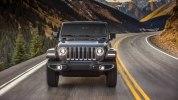 Новый Jeep Wrangler: алюминиевый кузов и крыша с электроприводом - фото 13