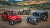 Новый Jeep Wrangler: алюминиевый кузов и крыша с электроприводом - фото 149