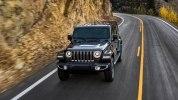 Новый Jeep Wrangler: алюминиевый кузов и крыша с электроприводом - фото 15