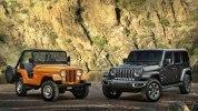 Новый Jeep Wrangler: алюминиевый кузов и крыша с электроприводом - фото 152